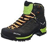 Salewa Herren MS Mountain Trainer Mid Gore-TEX Trekking-& Wanderstiefel, Black/S