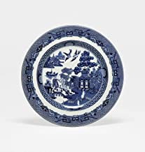 Johnson Brothers Dinnerware Saucer, Willow Blue, Individual