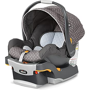 Chicco Keyfit Infant Car Seat and Base with Car Seat, Lilla