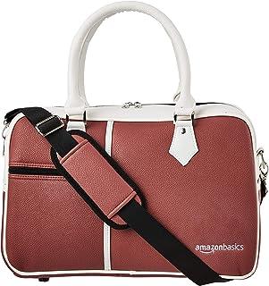Amazon Basics Golf Duffel Bag - Rood