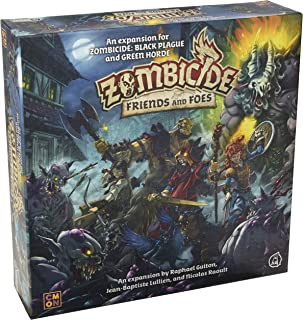 Zombicide Gh: Friends & Foes