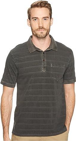 James Stripe Polo Shirt