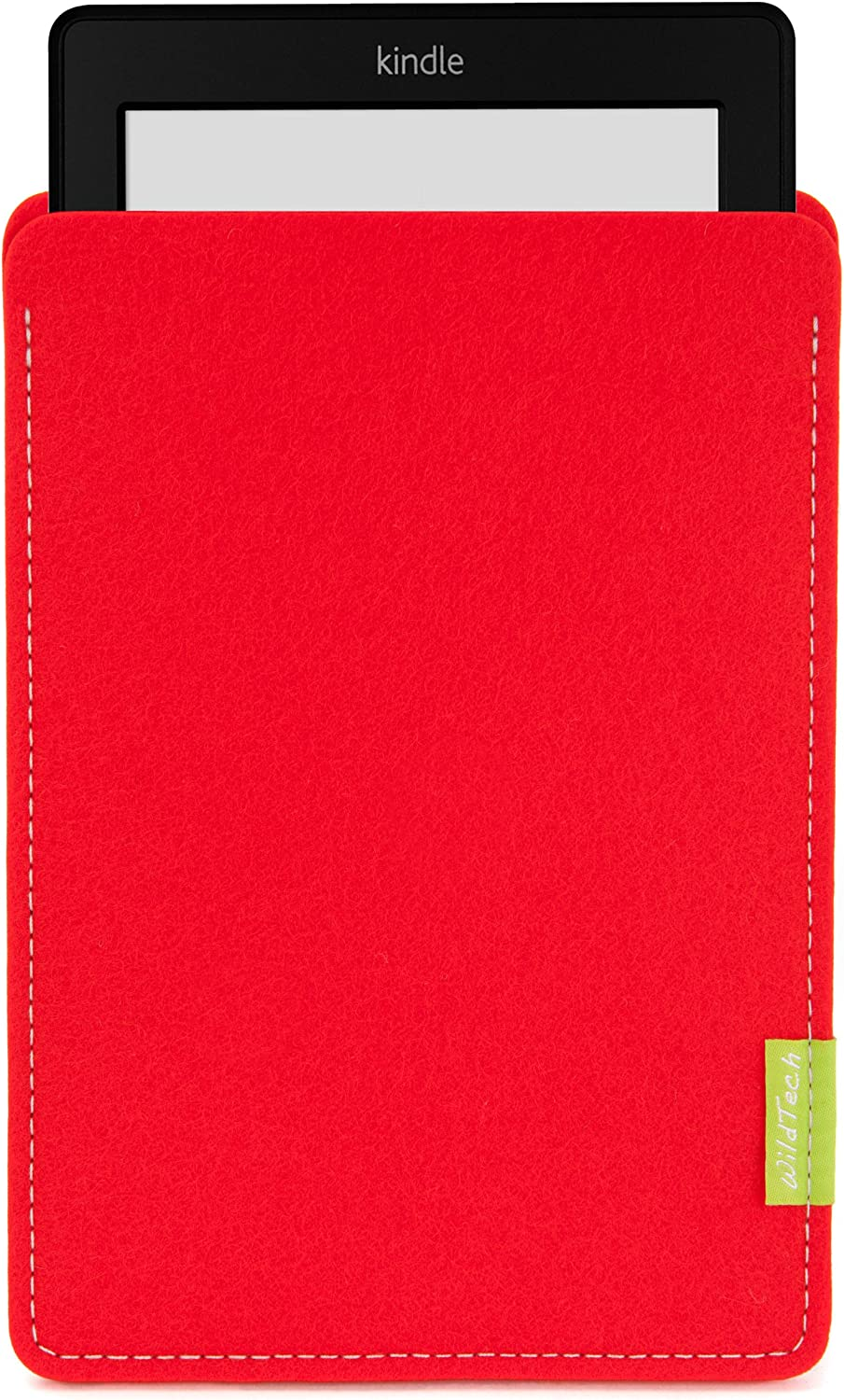 Wildtech Sleeve Für Kindle Paperwhite 17 Farben Handmade In Germany Anthrazit Kindle Shop