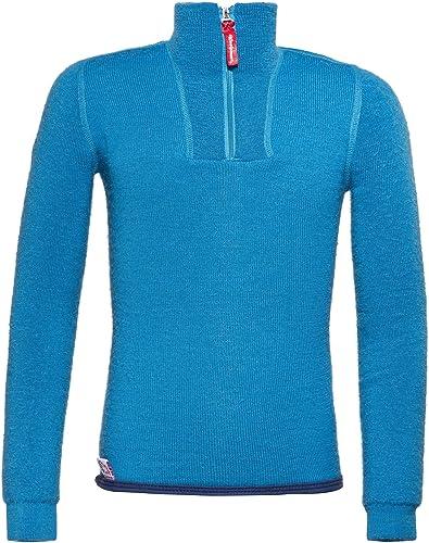 Woolpower 200 - Couche intermédiaire Enfant - Bleu 2019 Sweatshirt