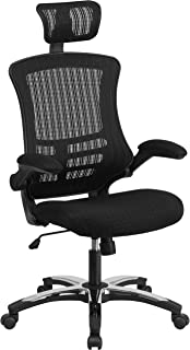 Flash Furniture High Back Office Chair | High Back Mesh Executive Office and Desk Chair..