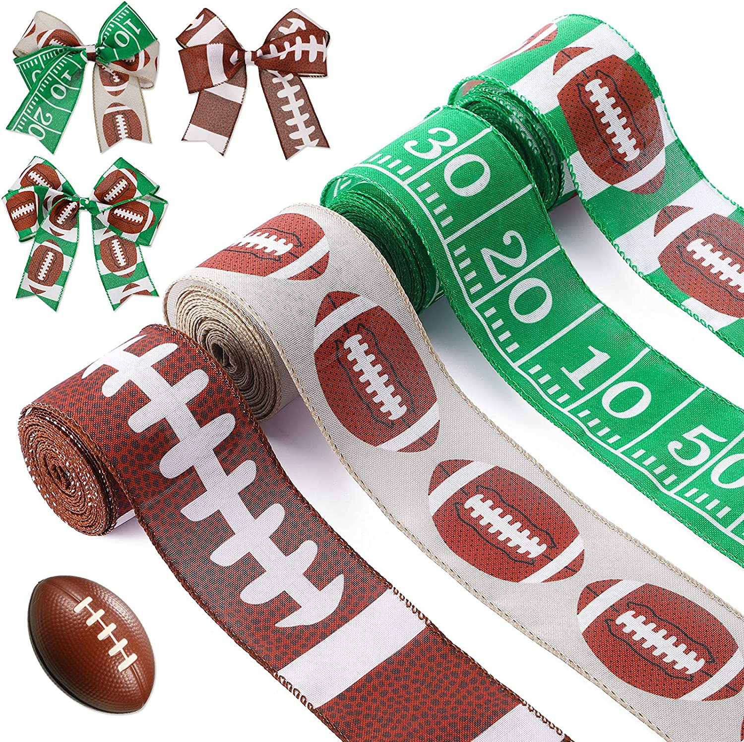 28 Popular brand in the world Yard 2.5 Inch Football In a popularity Wired Edge Ribbon Sport Ball Edg