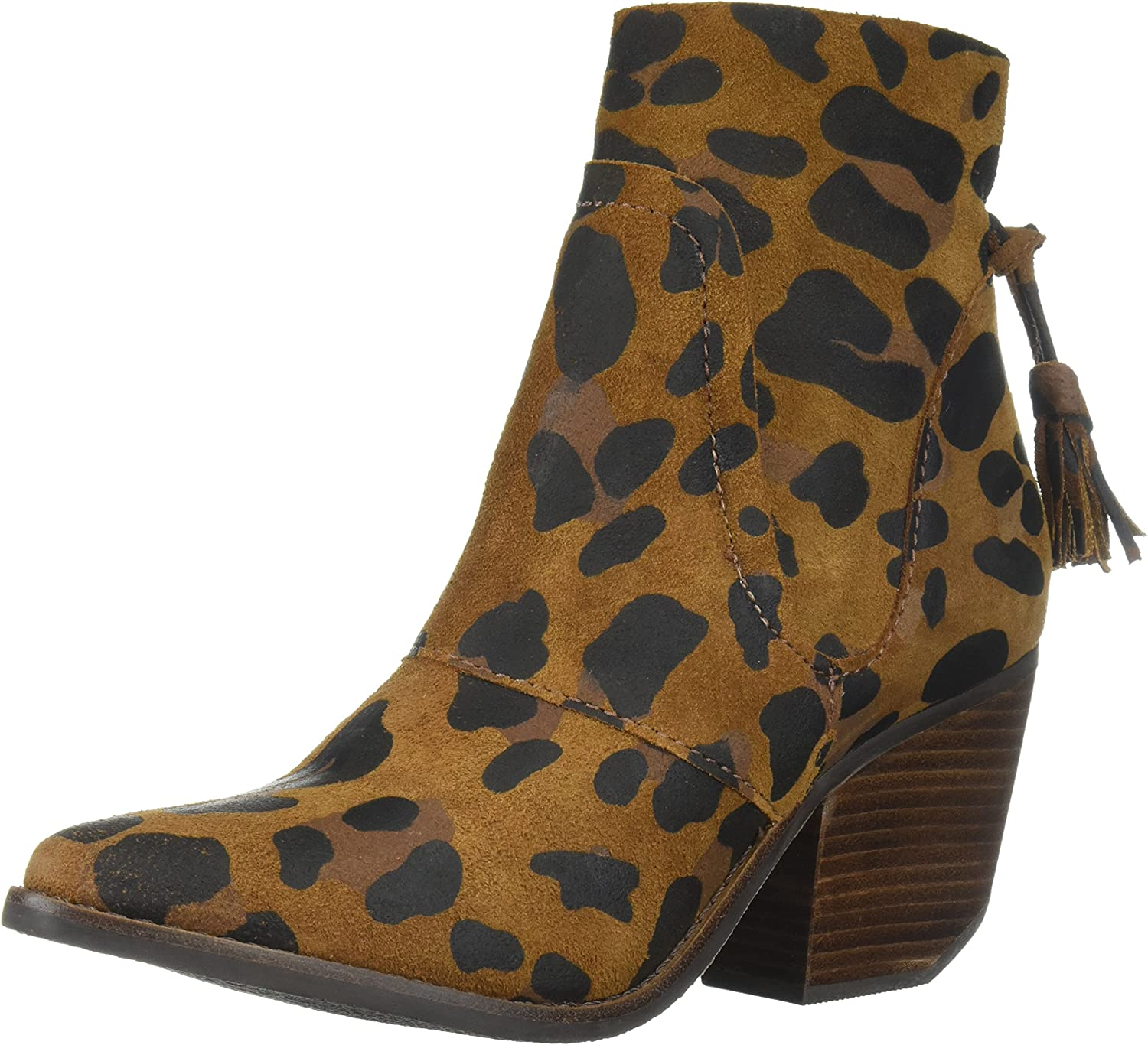 Matisse Womens Laney Ankle Bootie