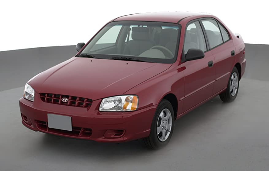 amazon com 2002 hyundai accent gl reviews images and specs vehicles 4 0 out of 5 stars5 customer ratings