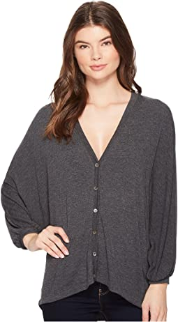 Three Dots - Featherweight Sweater Cardi