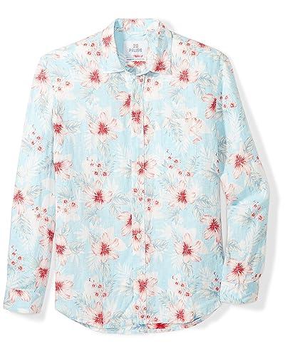 962443dc3452 Men s Floral Dress Shirts  Amazon.com
