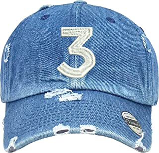ALLNTRENDS Adult Dad Hat 3 Dad Hat Embroidered Cool Hot Cap