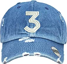 Allntrends Adult Dad Hat Chance 3 Dad Hat Embroidered Cool Hot Cap