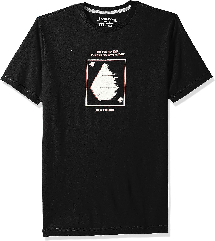a03a5ab6 Volcom Mens Sound Short Sleeve Sleeve Sleeve Tee T-Shirt daeb56 ...