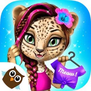 Jungle Animal Hair Salon 2 - Salón de belleza tropical para animales