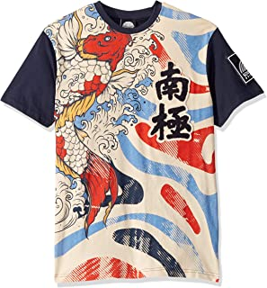 Southpole Men`s Utility Fashion T-Shirt (Short & Long Sleeve)
