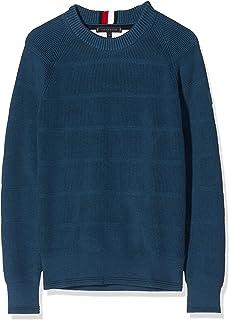 Tommy Hilfiger Men's Structure Change Sweater Sweatshirt
