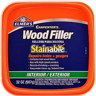 Elmer's E892 Stainable Wood Filler 32 oz