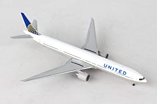 Herpa 529877 United Airlines Boeing 777-300ER 1:500 Scale REG#N58031 Diecast Display Model