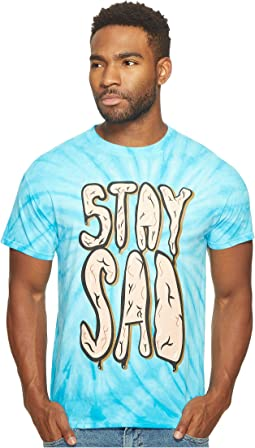 Stay Sad Tie-Dye Premium Tee