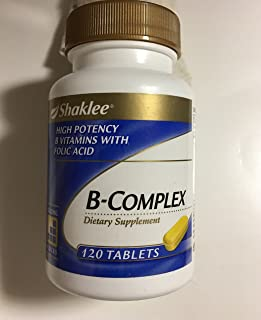 B-Complex 120 Tablets in Shaklee