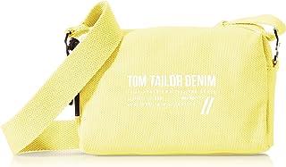 Denim TOM TAILOR bags LIA Damen Umhängetasche S, dark blue, 19x6x12