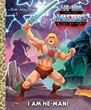 I Am He-Man! (He-Man) (Little Golden Book)