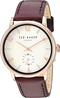 unlisted rose gold watch