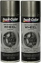 Dupli-Color HWP102 Graphite High Performance Wheel coating - 12 oz (2 PACK)