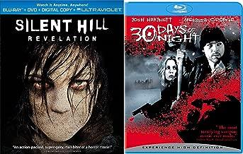 30 Days Of Night + Silent Hill: Revelation Blu Ray 2 Pack Thriller Horror Movie Set