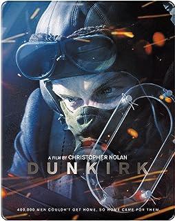 【Amazon.co.jp限定】ダンケルク <4K ULTRA HD&ブルーレイセット> スチールブック仕様(3枚組) [Blu-ray]