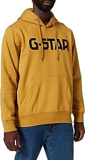 G-STAR RAW Hooded Sudadera con Capucha para Hombre