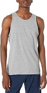 قميص راسيل أثليتيك من القطن عالي الأداء للرجال