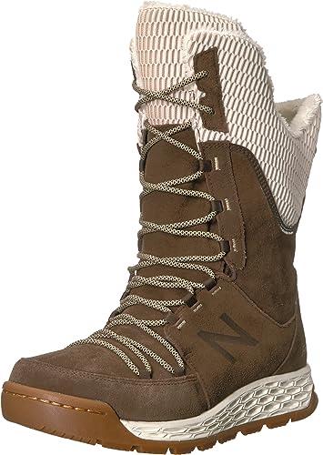 New Balance Damen Frische Schaum BW1100V1 Stiefel Schuhe, 38 EUR - Width D, braun