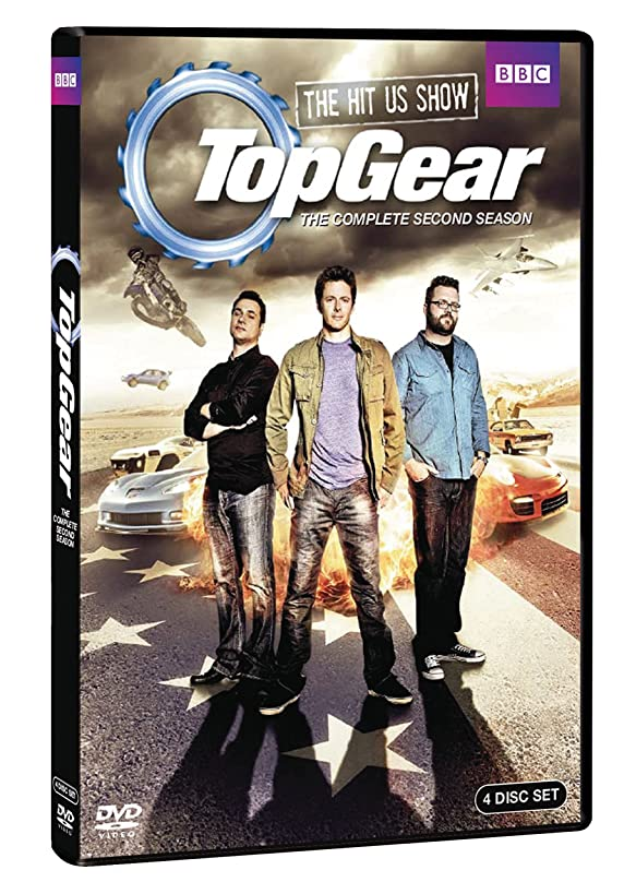 Top Gear: The Complete Second Season