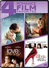 Safe Haven / Water for Elephants / Love and Other Drugs / The Devil Wears Prada Quad Feature