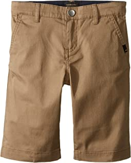 Quiksilver Kids - Everyday Union Stretch Walkshorts (Toddler/Little Kids)