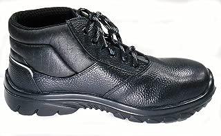Mallcom Vivvera S1BG High Ankle Safety Shoes (1 Pair), Size 9