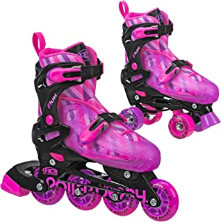 featured product Roller Derby Kids Roller Skates with Interchangable Inline and Quad SkatesCombination Great for Beginners