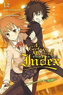 A Certain Magical Index, Vol. 12 (light novel) (English Edition)