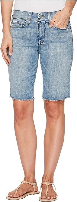NYDJ - Briella Shorts w/ Fray Hem in Westland
