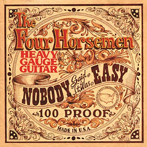 Nobody Said It Was Easy By The Four Horsemen On Amazon Music