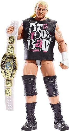 nueva gama alta exclusiva WWE Elite Figura De Acción Serie Serie Serie 39  Dolph Ziggler  envío gratis