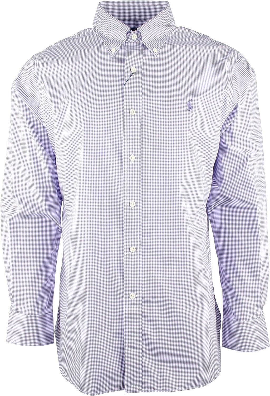 Men'sClassic Fit Stretch Oxford Shirt