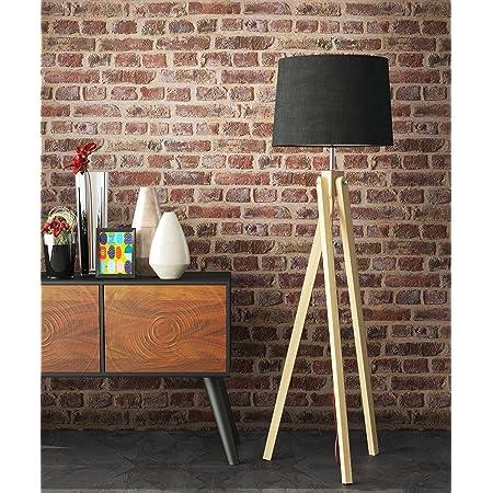 Papier peint pierre oeil mur de pierre rouge brique marron Lutèce 302191 1,53 £//1qm
