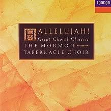 Best mormon tabernacle choir hallelujah Reviews