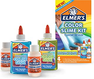 Elmer's Color Slime Kit (2062237)