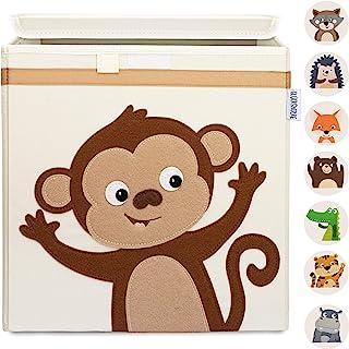 GLÜCKSWOLKE Pudełka do przechowywania dla dzieci, 10 motyw