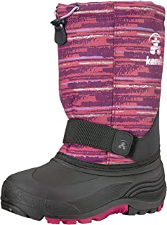 Kamik Kids' Rocket2 Snow Boot