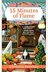 15 Minutes of Flame (Nantucket Candle Maker Mystery Book 3) Kindle Edition