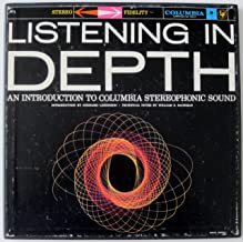 Listening In Depth: An Introduction to Columbia Stereophonic Sound